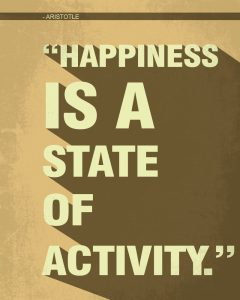 Happiness, authentic happiness, what is happiness