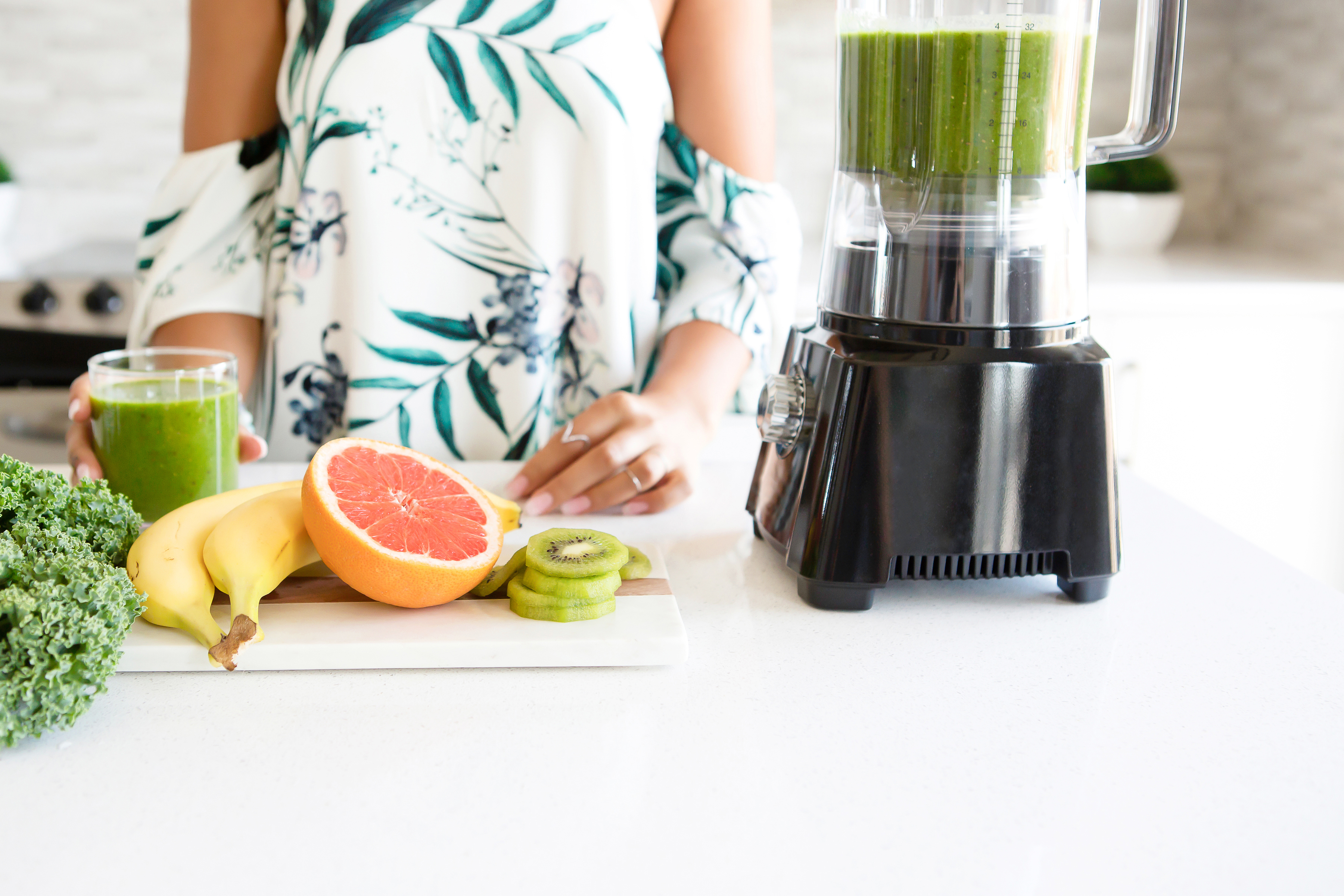 food give energy #Green Smooties #productivity